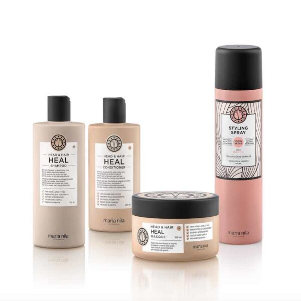 Kit capelli Head Hair Heal maria nila