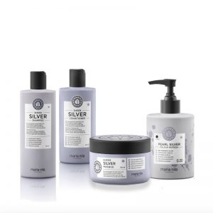 Kit capelli Sheer Silver maria nila