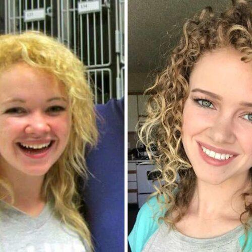 come fare capelli ricci