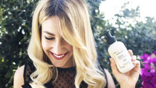 Capelli biondi op blonde mineral leave in