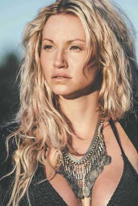 bohemian blonde