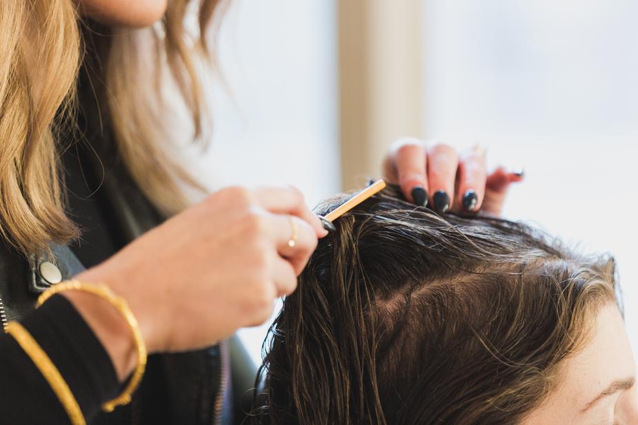 Botox capelli a casa applicazione