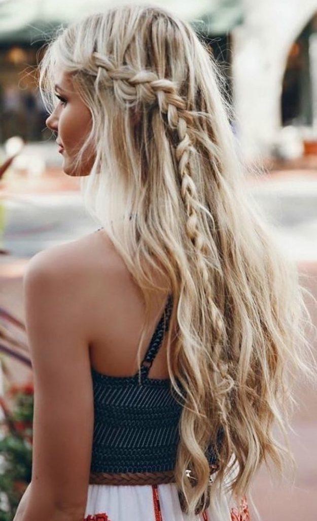 Colore capelli 2019 biondo bohemian