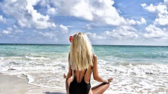Cura capelli vacanza
