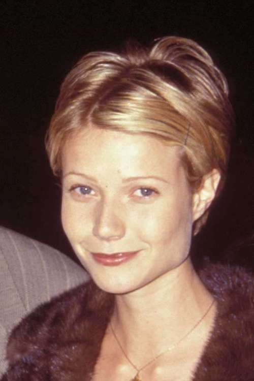 Gwyneth Paltrow pixie cut