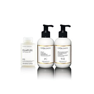 Kit Illuminante Biondo Perfetto Olaplex OP|BLONDE honey