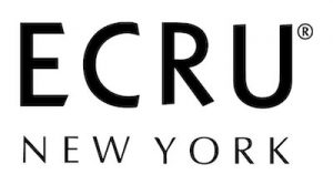 Logo ecru new york small