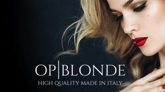 Parrucchierando op blonde