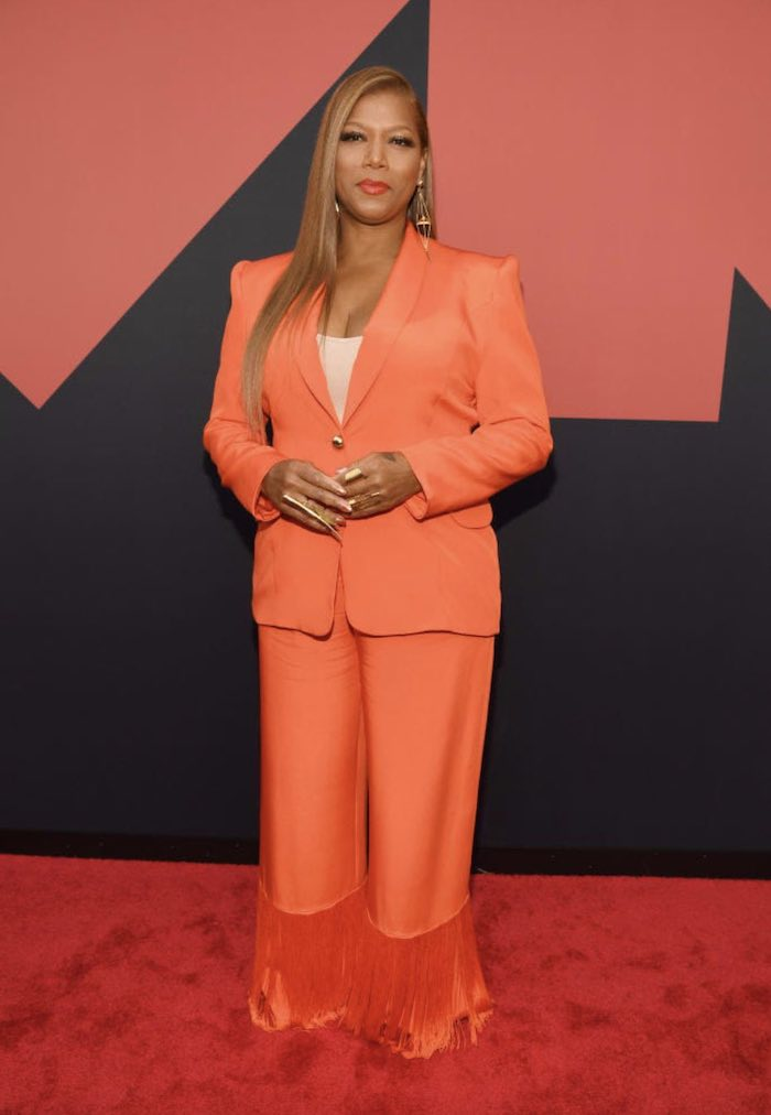 Queen Latifah outfit mtv vmas 2019