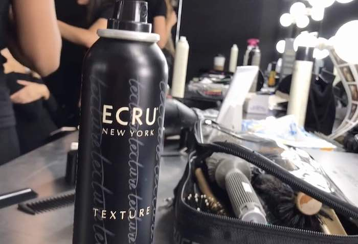 ECRU new york fashion week 2019