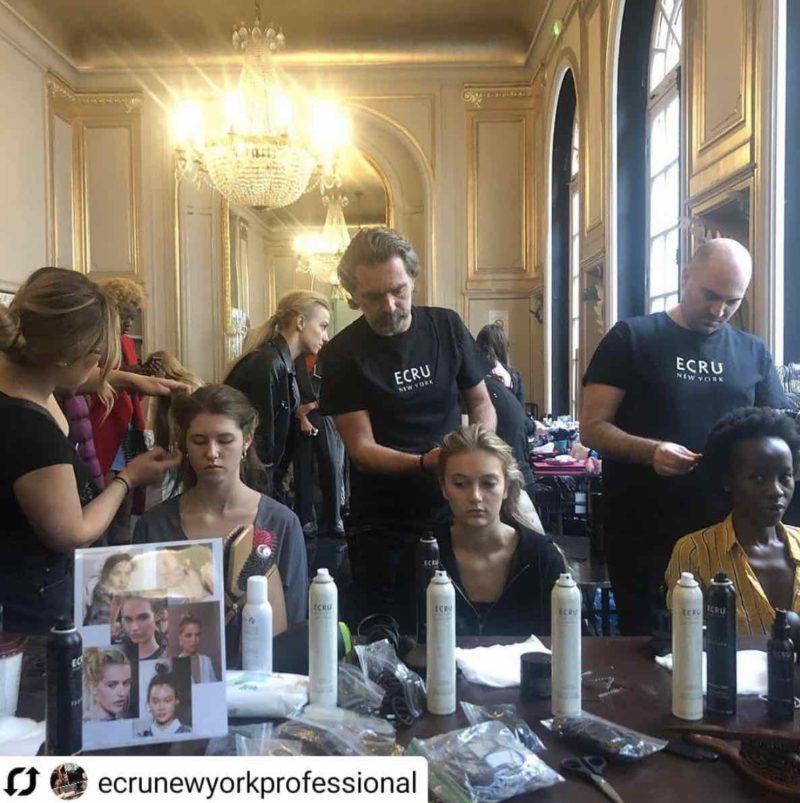 ecru new york paris fashion week