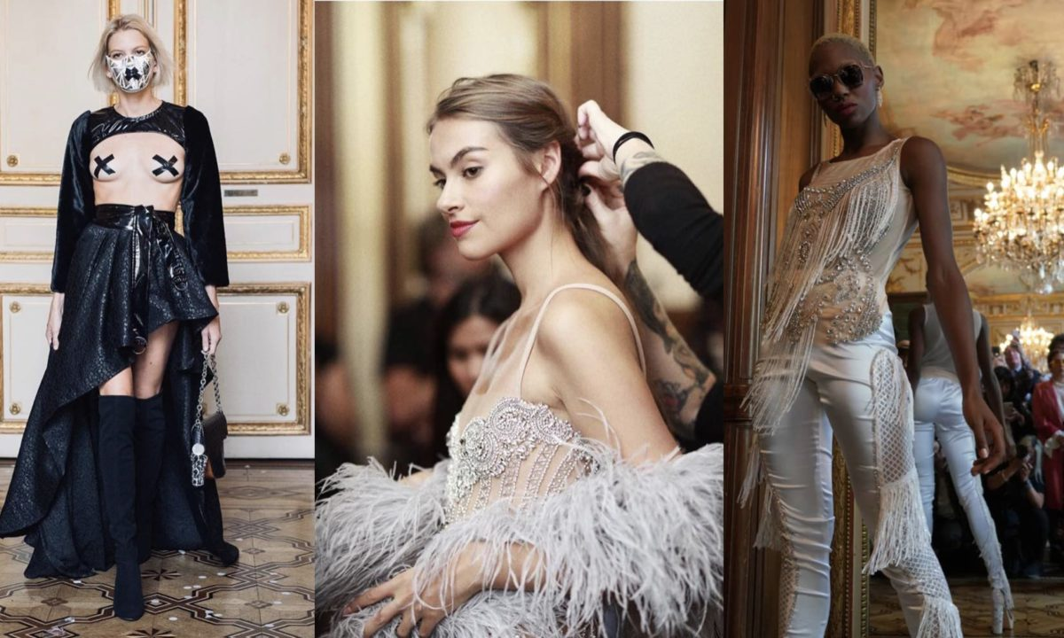 Paris Fashion week Flying solo 2020