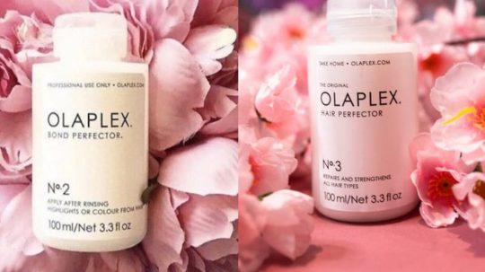 Olaplex 2 vs 3