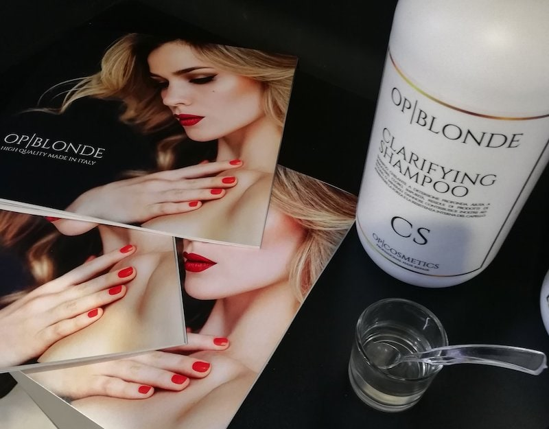 OP Blonde cosmoprof 2019