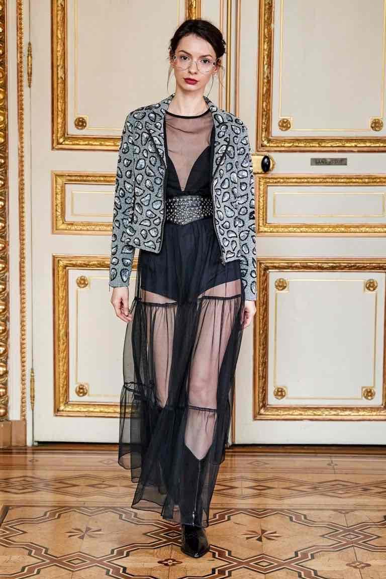 flying solo sfilata paris fashion week