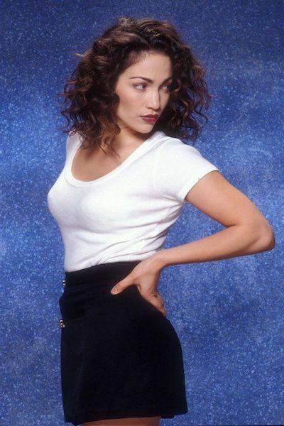 capelli jlo 1994