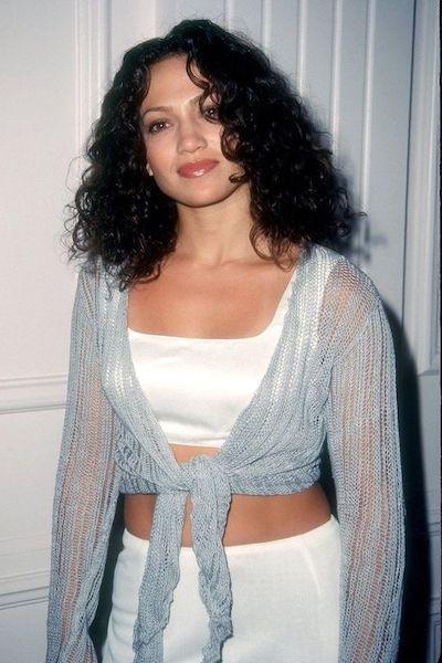 capelli jlo 1996