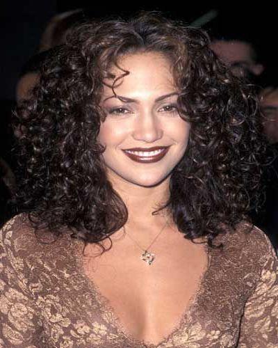 capelli jlo 1997