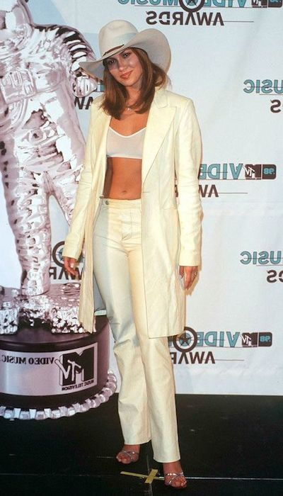 capelli jlo awards 1998