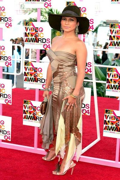 capelli jlo mtv awards 2004