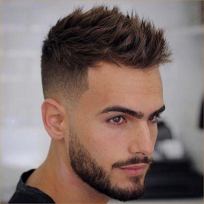 capelli a spazzola uomo