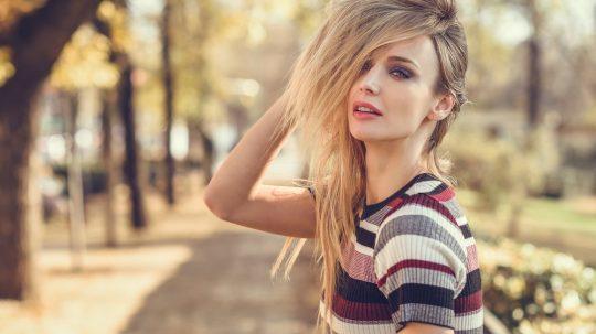 capelli biondo miele cura