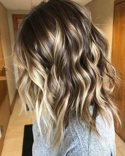 capelli colorati idratati