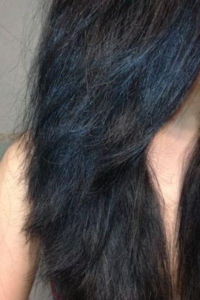 capelli danneggiati