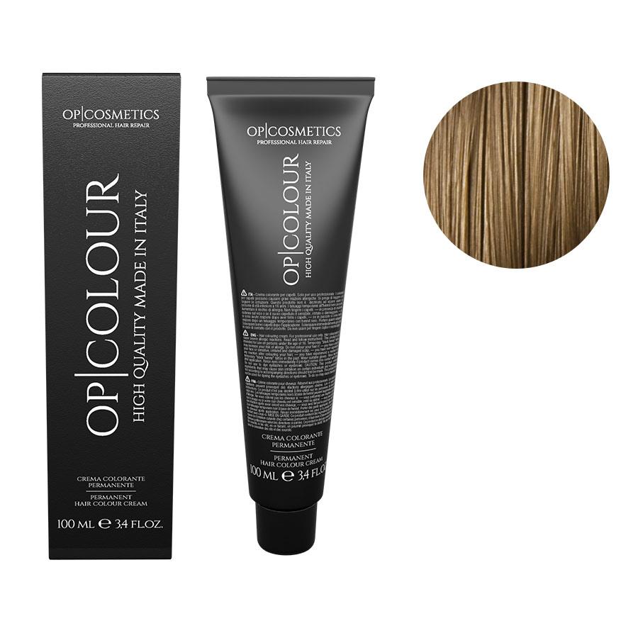 tinte permanenti capelli naturali biondo chiaro 8 OP|COLOUR