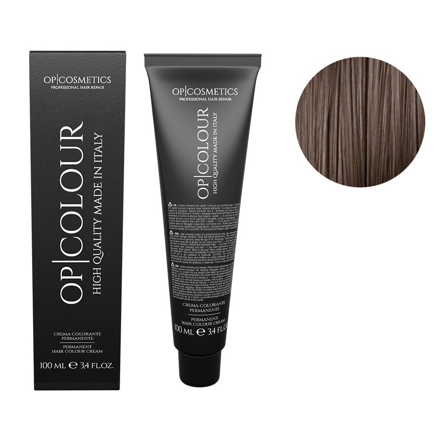 tinte permanenti capelli naturali biondo scuro 6 OP|COLOUR
