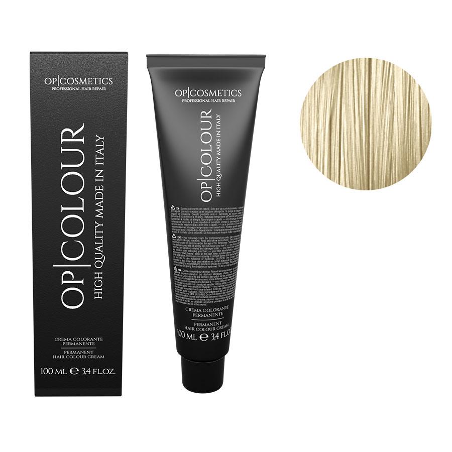 tinte permanenti capelli naturali biondo ultra chiaro 10 OP|COLOUR
