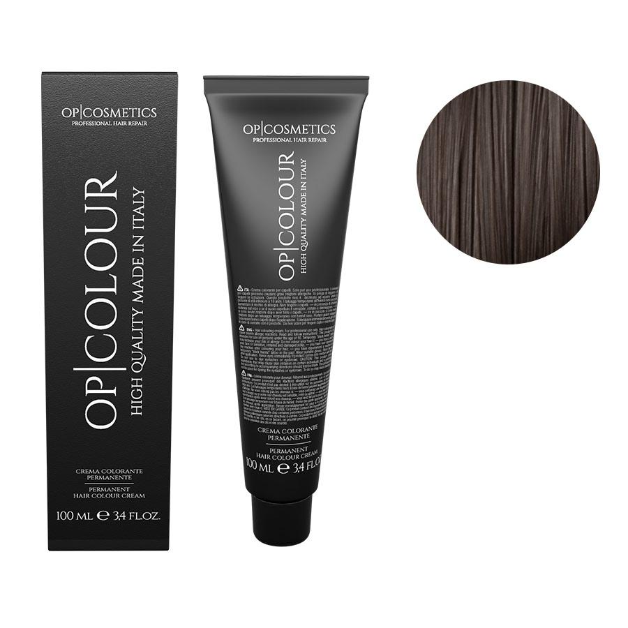 tinte permanenti capelli naturali castano chiaro 5 OP|COLOUR