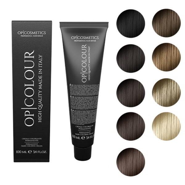 tinte capelli naturali OP|COLOUR