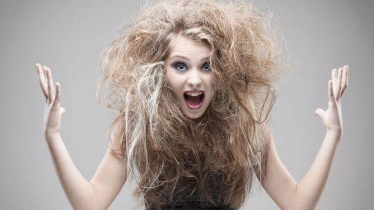 rimedi capelli elettrici