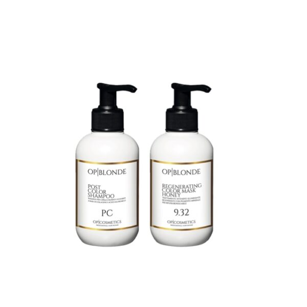 kit shampoo - mask honey