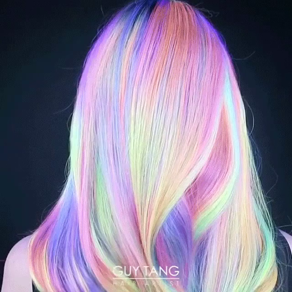 capelli Rainbow 2020