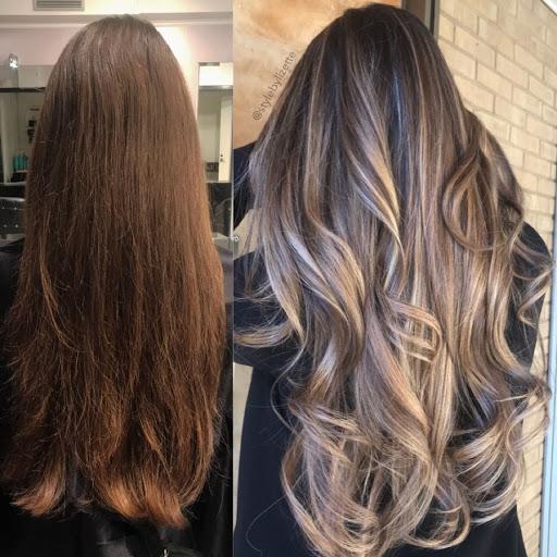 balayage capelli 2021