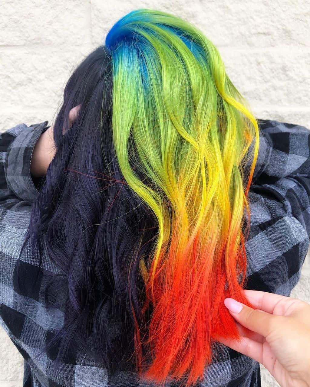 split hair