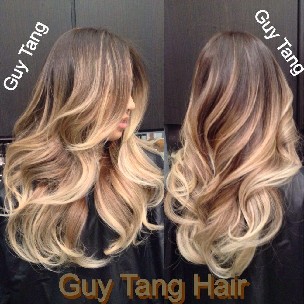 I Balayage più belli per capelli lunghi