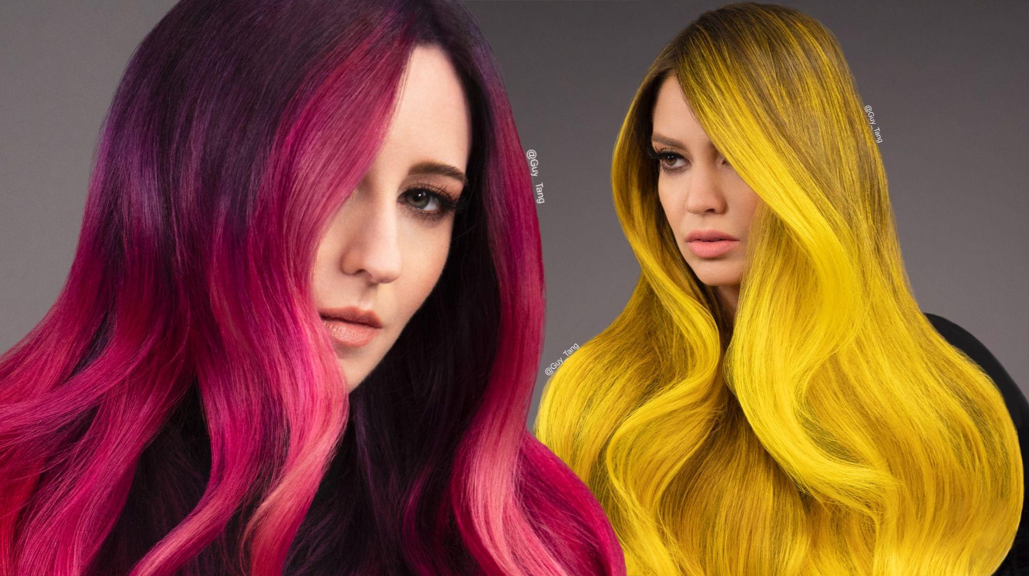 capelli colori pazzi 2021