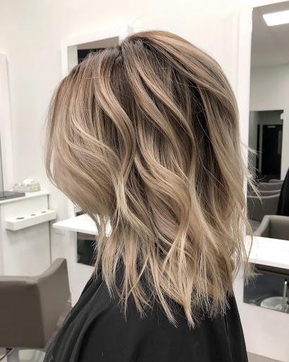 Balayage capelli corti 2021