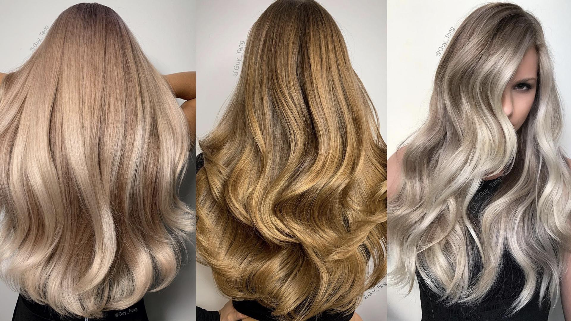 shampoo adatto ai capelli biondi