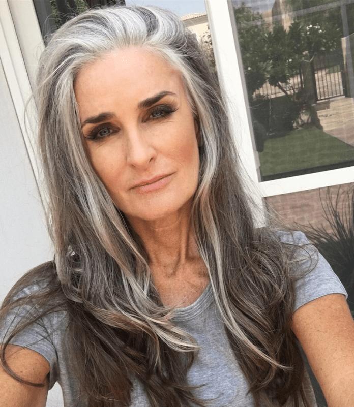 antigiallo capelli grigi