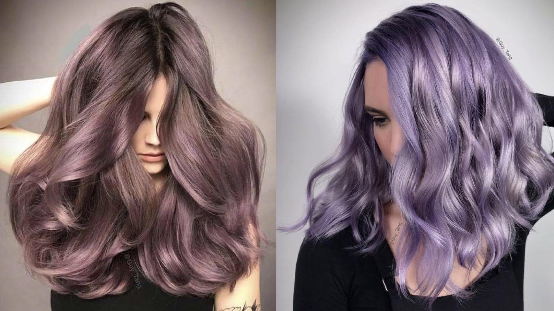 dusty lavender