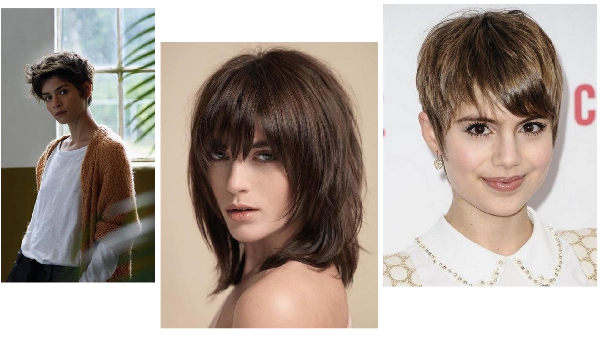 tagli capelli corti primavera 2021