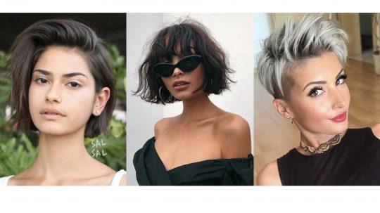 capelli taglio corto 2021
